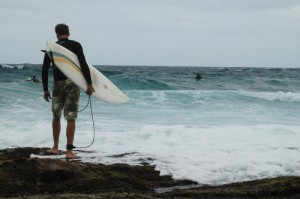 Nambucca Heads holiday rentals - holiday lettings. Mid North Coast accommodation near Valla Beach - Surfing at Nambucca