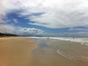 Nambucca Heads holiday rentals - holiday lettings. Mid North Coast accommodation near Valla Beach - Swimming Creek Beach Nambucca Heads